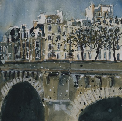 Susan BROWN - Pont Neuf, Paris