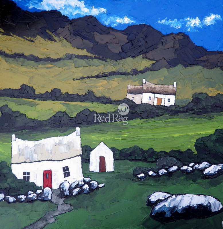 Peter MORGAN - John Piper's Cottage