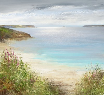 Amanda HOSKIN - Tranquil Colours at Daymer Beach