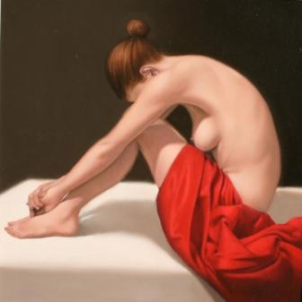 Al SARALIS - Red Robe II