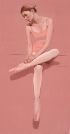 Al SARALIS - Pink Shoes IV