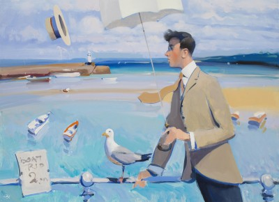 Alan KINGSBURY - Visiting St Ives