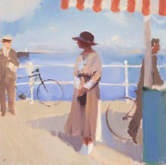 Alan KINGSBURY - Return to the Promenade