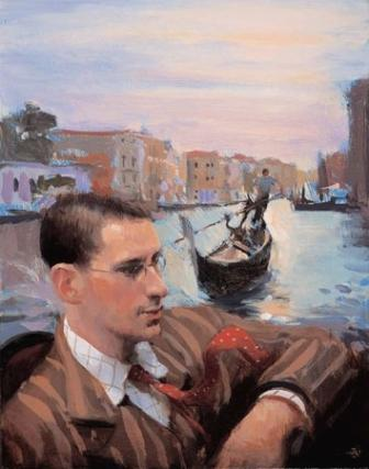 British Artist Alan KINGSBURY - Return To San Marco