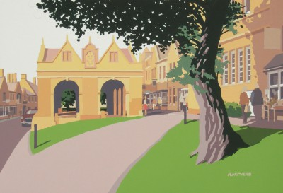 Alan TYERS - Chipping Campden