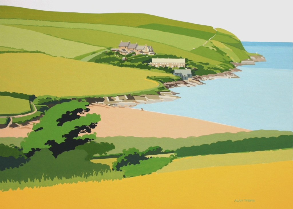Alan TYERS - Tregirls Beach, Padstow
