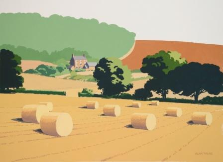 Alan TYERS - Hayrolls, Highdown Farm