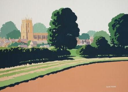 Alan TYERS - Winchcombe, the Cotswolds
