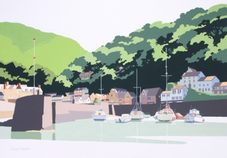 Alan TYERS - Lynmouth, North Devon
