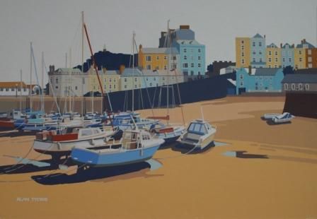 Alan TYERS - Tenby Harbour
