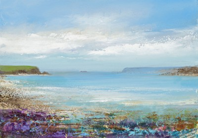 Amanda HOSKIN - Abstract Colours, Padstow