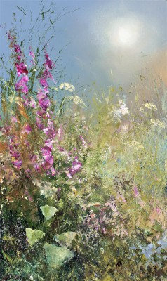Amanda HOSKIN - Wildflowers on a Summer's Day