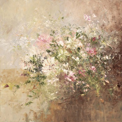 Amanda HOSKIN - Dahlias and Chrysanthemums