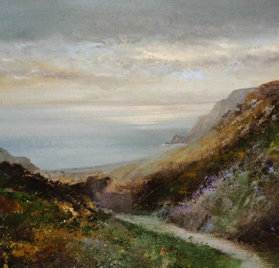 Amanda HOSKIN - Coastal Path, Kynance Cove