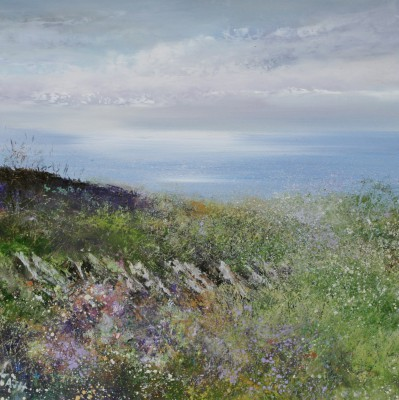 Amanda HOSKIN - Wild Flowers on the North Coast, Cornwall