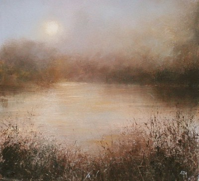 Amanda HOSKIN - Morning Mist, Richmond Park