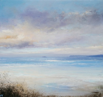 Amanda HOSKIN - Soft Light, Daymer Bay, Padstow