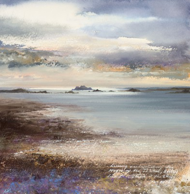 Amanda HOSKIN - Living Enchanted in the Magic of these Islands, Scillies