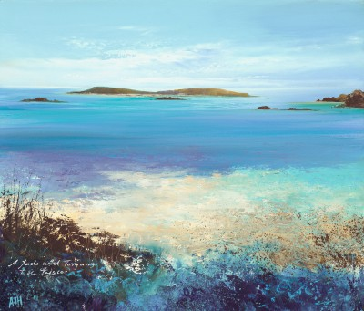 Amanda HOSKIN - Colourful Tide, Tresco