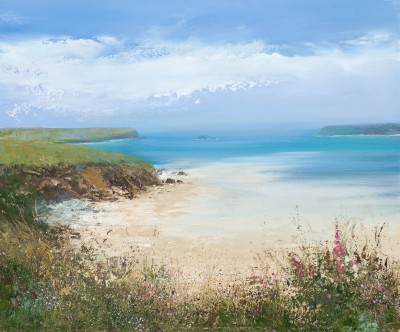 Amanda HOSKIN - Summer's Day, Padstow