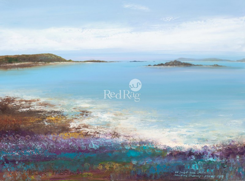 Amanda HOSKIN - Abstract Colours, Scillies