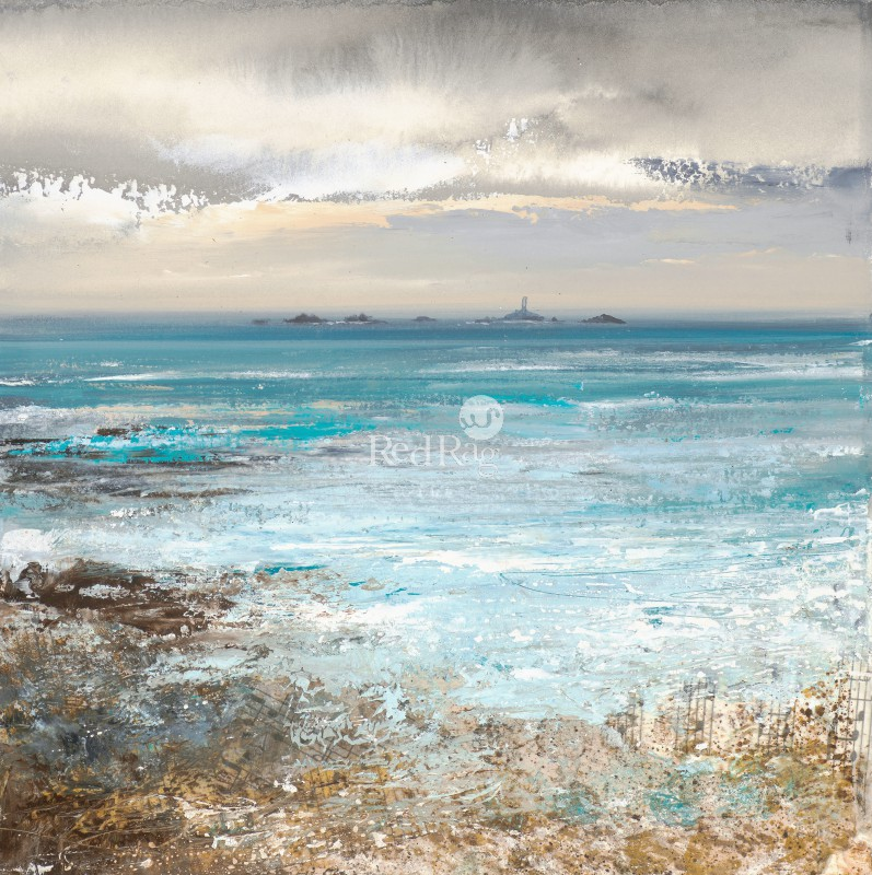 Amanda HOSKIN - After the Storm Land's End, Cornwall