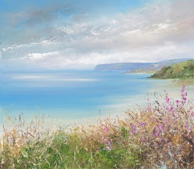 Amanda HOSKIN - Flowers at Daymer Bay, Padstow