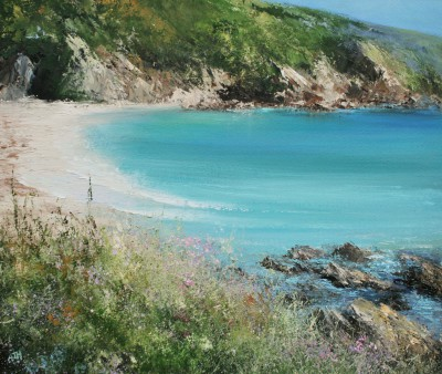Amanda HOSKIN - A Perfect Moment on a Summer's Day, Polridmouth