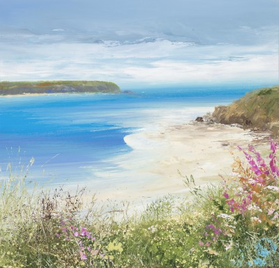 Amanda HOSKIN - A Perfect Summer's Day, Daymer Bay