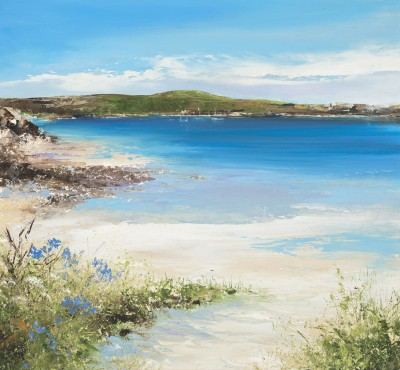 Amanda HOSKIN - Wish You Were Here, Tresco, Isles of Scilly