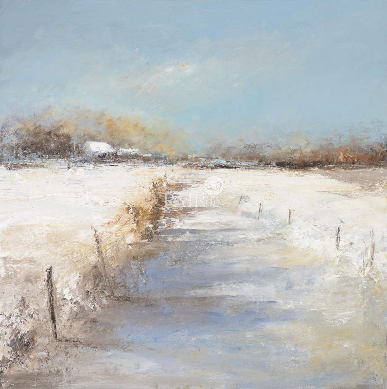 Amanda HOSKIN - Path to the Farm, Bodmin Moor