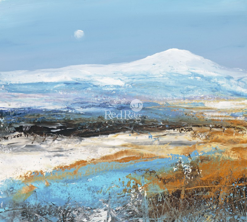 Amanda HOSKIN - A Clear Bright Morning Sky, Fife