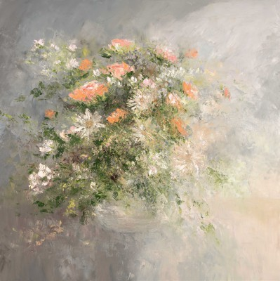 Amanda HOSKIN - Roses from the Garden
