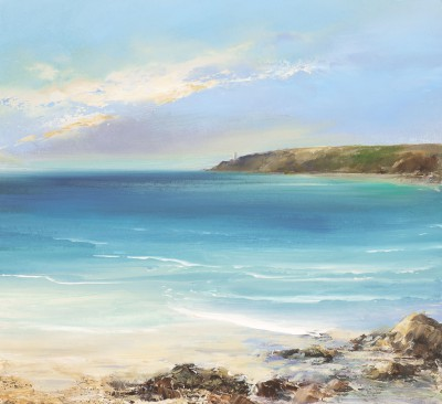 Amanda HOSKIN - Summer Memories, Looking towards Start Point