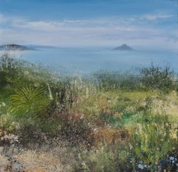 Amanda HOSKIN - Looking towards St Michaels Mount