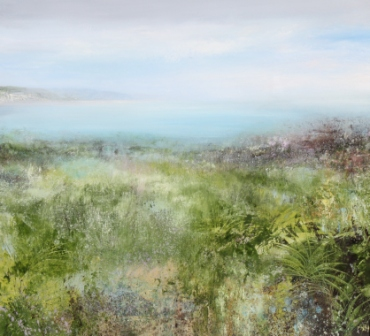 Amanda HOSKIN - Looking towards Mounts Bay