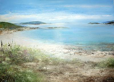 Amanda HOSKIN - Beach Flowers, Tresco