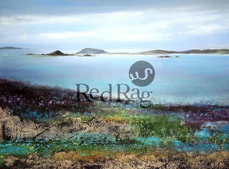 Amanda HOSKIN - Colours, Isles of Scilly