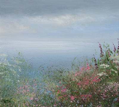 British Artist Amanda HOSKIN - Atlantic Light