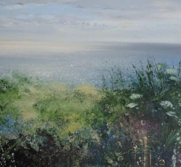 Amanda HOSKIN - Cornish Light, Fowey