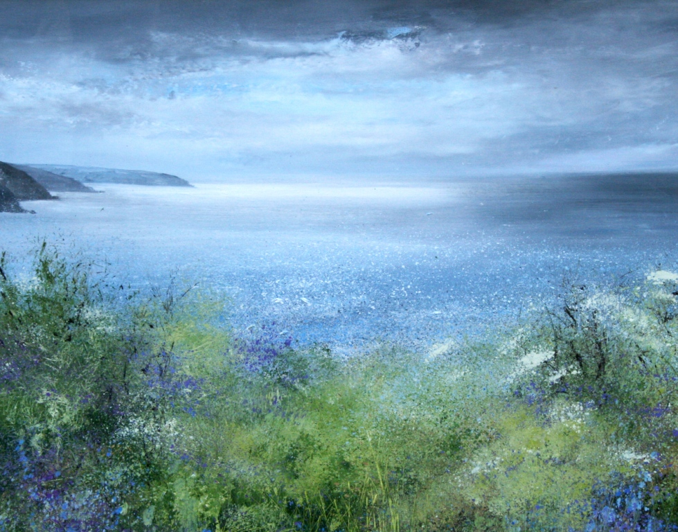 Amanda HOSKIN - September Light, Menabilly