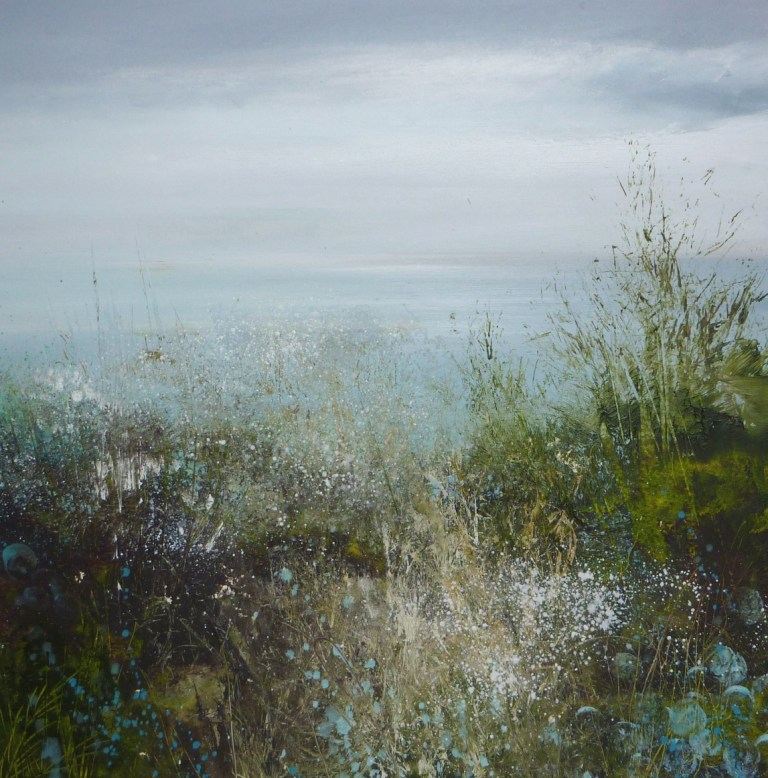 Amanda HOSKIN - Quiet Colours, Little Dartmouth
