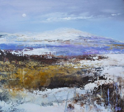Amanda HOSKIN - First of the Snow, Fife