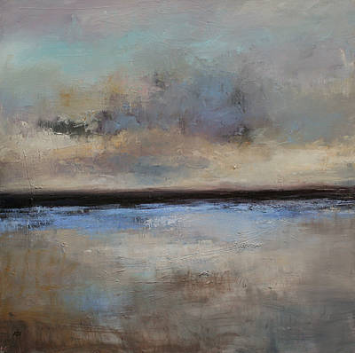 Amanda HOSKIN - Morning Reflections, Cornwall