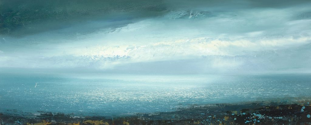 Amanda HOSKIN - Cornish Seas, Lands End