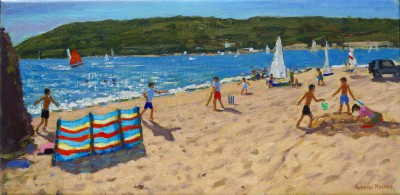 Andrew MACARA  - Cricket and Sandcastles, Abersoch