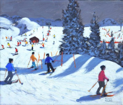 Andrew MACARA  - Winter in Lofer, Austria