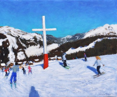 Andrew MACARA  - The Cross, Morzine