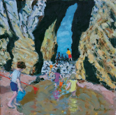 Andrew MACARA  - Rock Pool, Tenby