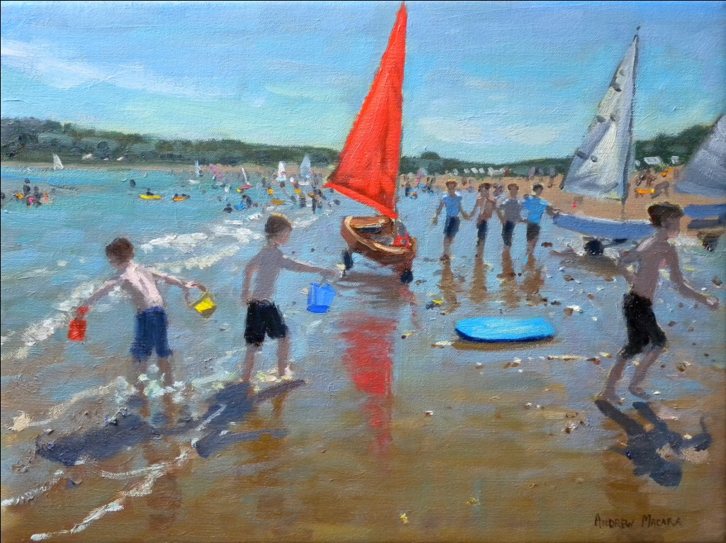 Andrew MACARA  - Abersoch